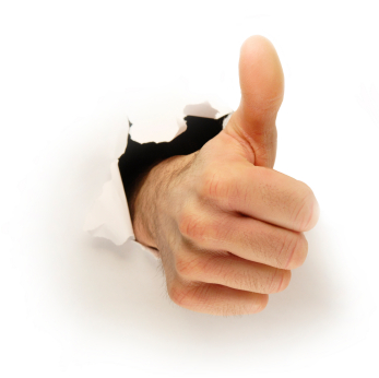 Welcome~!! and Feedback Thumbs11