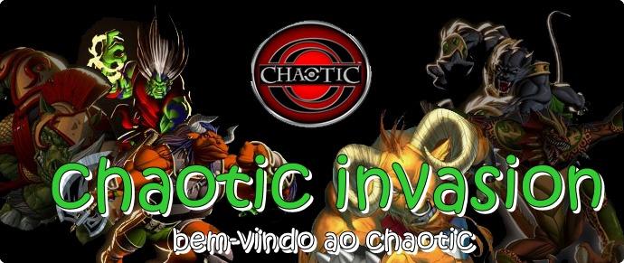 Chaotic Invasion