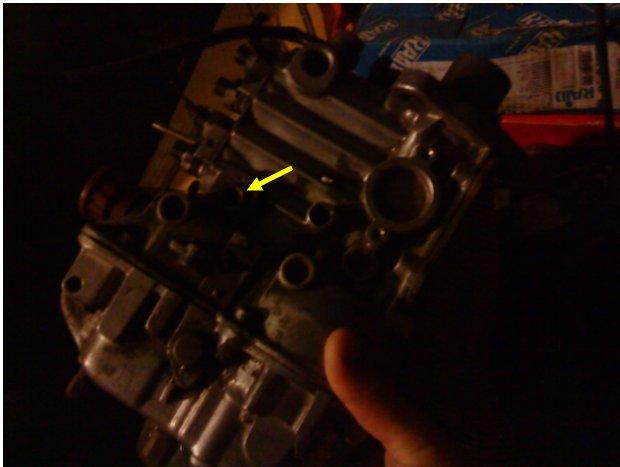 421 : Panne d'alimentation, préfiltre Pompe110