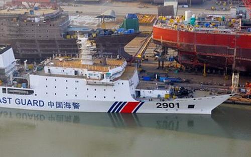 [Information] Garde-côtes chinois (SOA, MSA...etc) - Page 2 2901a10