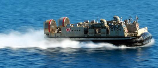 [interarmées] La force amphibie japonaise Lcac10