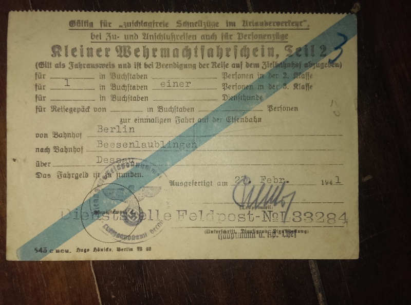 identification document Allemand Imag1229