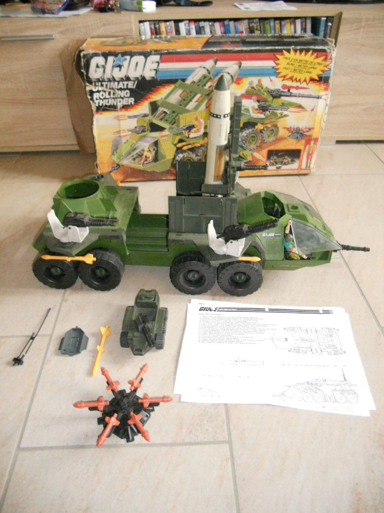 CERCO G.I.JOE GIJOE GI JOE G.I. JOE ARAH HASBRO COBRA ENEMY LOTTO Dscn9310