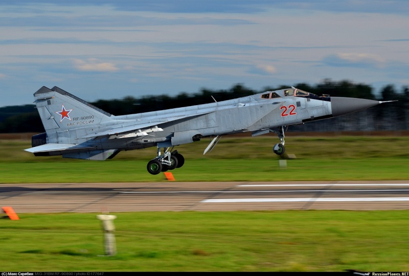 MiG-31BM Interceptor: News - Page 18 17764710