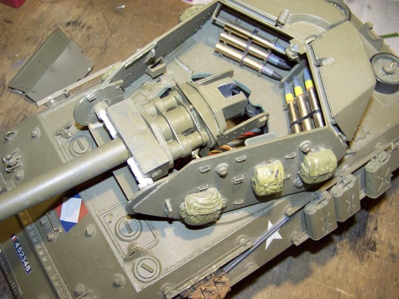 [1/16] [Heng Long] 3-inch Gun Motor Carriage M 10 Tank Destroyer suite 103_3711