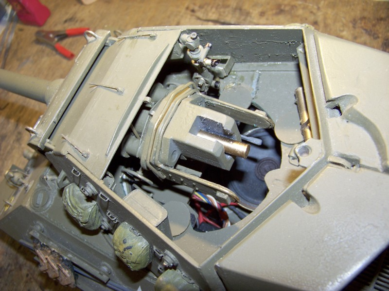 [1/16] [Heng Long] 3-inch Gun Motor Carriage M 10 Tank Destroyer suite 103_3810
