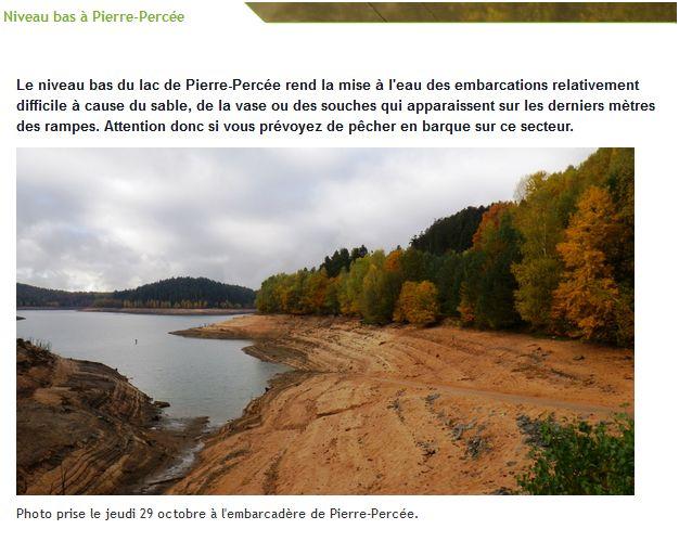Lac de Pierre Percée - Page 2 110