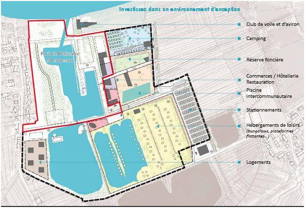 Nouveau port prochainement sur Basse-Ham Bs10