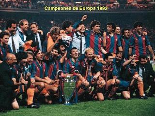 5 بطولات دوري ابطال أوروبا 199210