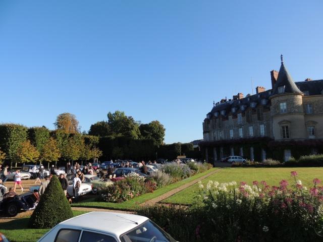 Le Rallye du Patrimoine du 20 septembre 2015 Dscn3711