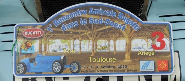 Rallye Bugatti de passage à Mazère dans l'Ariège (09) Dscn4911