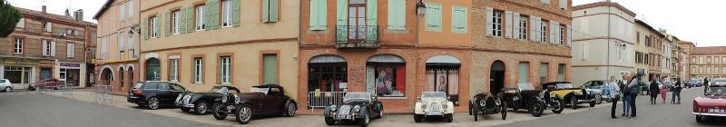 Rallye Bugatti de passage à Mazère dans l'Ariège (09) Dscn4912