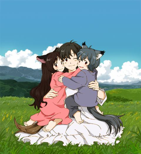 Les enfants loups : Ame & Yuki 2bc36b10