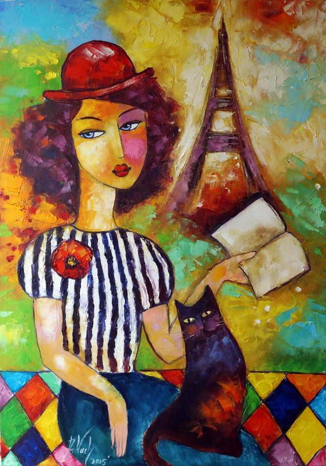 La  FEMME  dans  l' ART - Page 40 Anna_w10