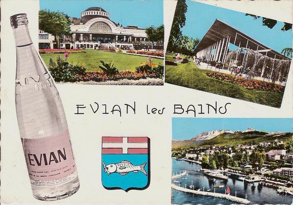 Cartes postales ville,villagescpa par odre alphabétique. - Page 2 Evian10