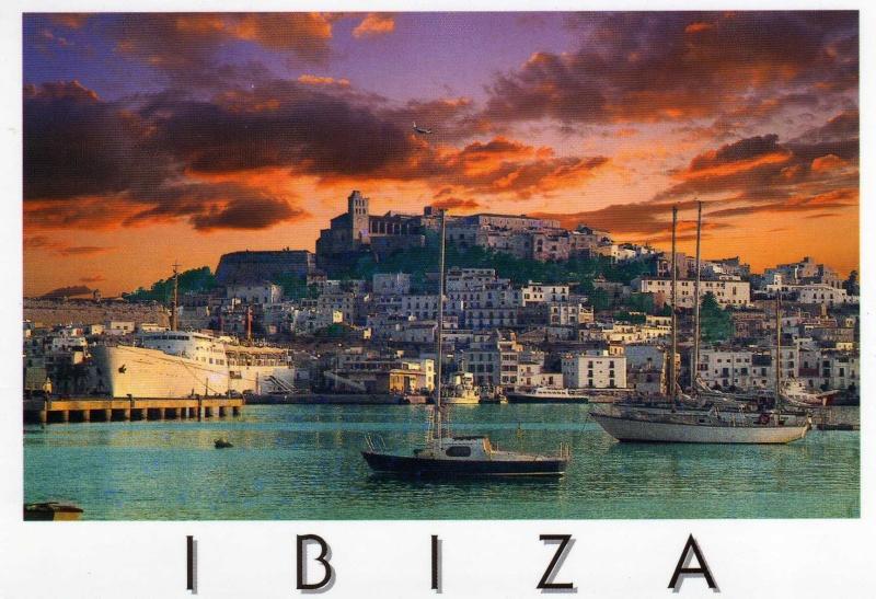 Cartes postales ville,villagescpa par odre alphabétique. - Page 2 Ibiza10