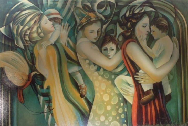 La  FEMME  dans  l' ART Juan_r10