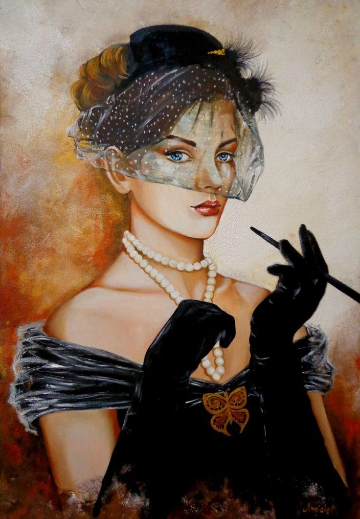 La  FEMME  dans  l' ART - Page 39 Rita_a10