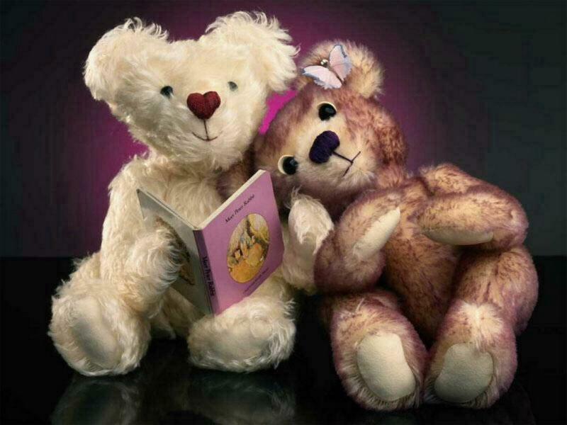 Les  Nounours  Teddy_50