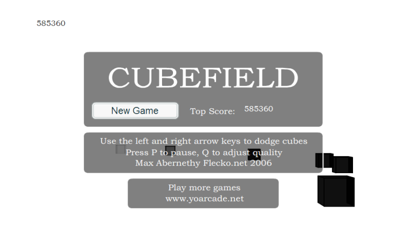 Weekly Arcade Game Challenge - Page 3 Cubefi10