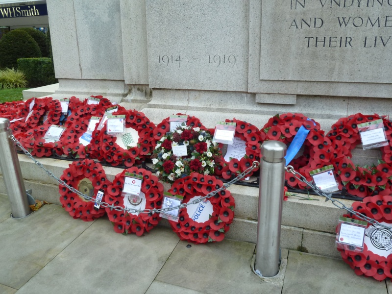 Remembrance Sunday - 8th November / Armistice Day - 11th November Pictu102