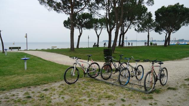 Gita al Lago Jk carrello bici Dsc01017