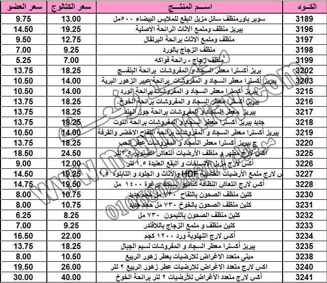 قائمة أسعار المنتجات .. بسعر الكتالوج ، بسعر العضويه خلال شهـر اكتوبـــــــر 2015 7_o10