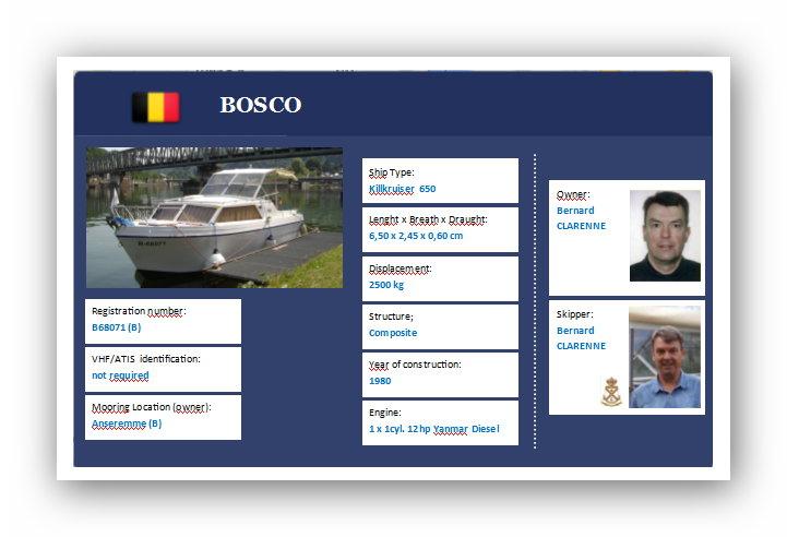 Contingent marine Mosane Shipca10