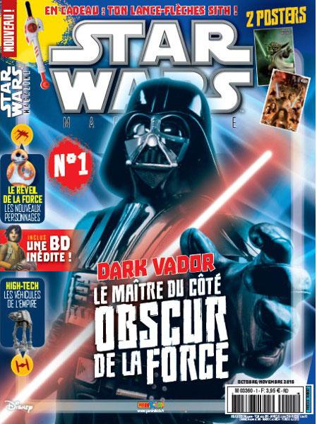 STAR WARS KIDS MAGAZINE #1 Fstwm012