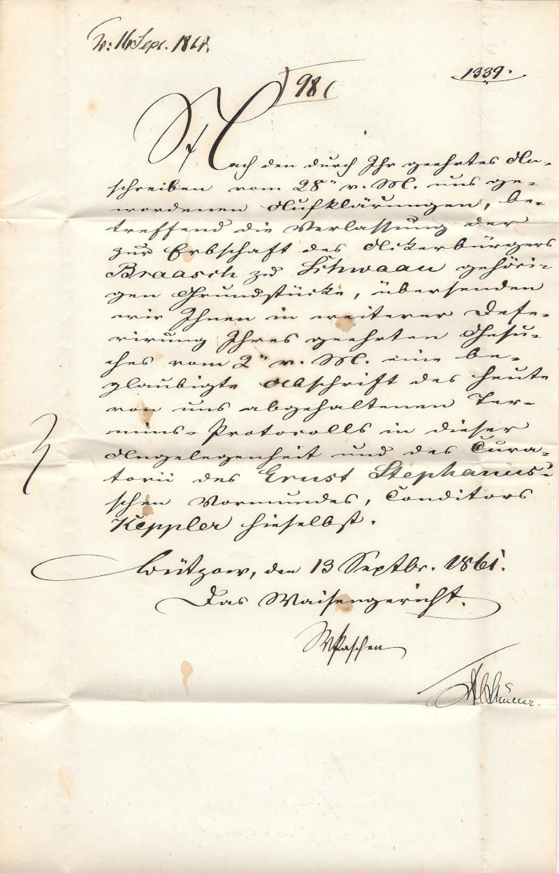 Wer Kann altdeutsche Schrift lesen??? benötige Hilfe! 08211