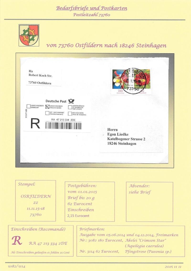 Deutsche Postorte M - P 73760_10