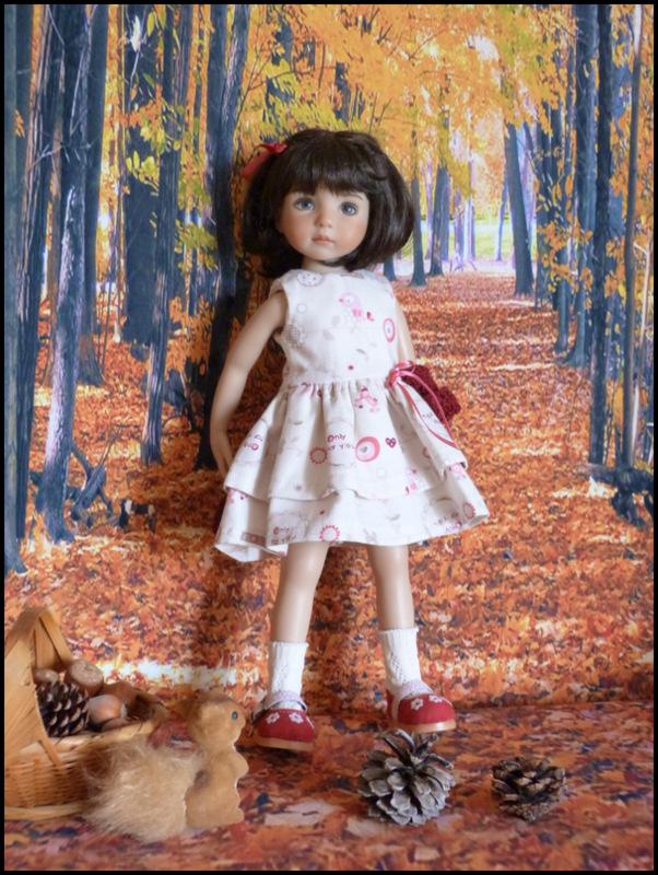 dernières tenues d'automne pour mes petites Darling P7  P1350815