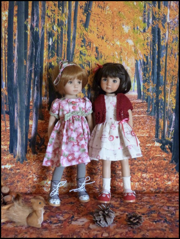 dernières tenues d'automne pour mes petites Darling P7  P1350817