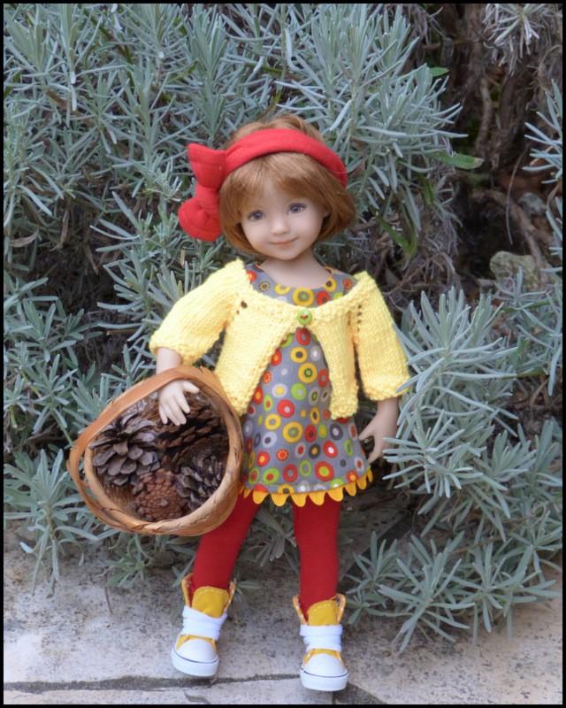 dernières tenues d'automne pour mes petites Darling P7  P1360010