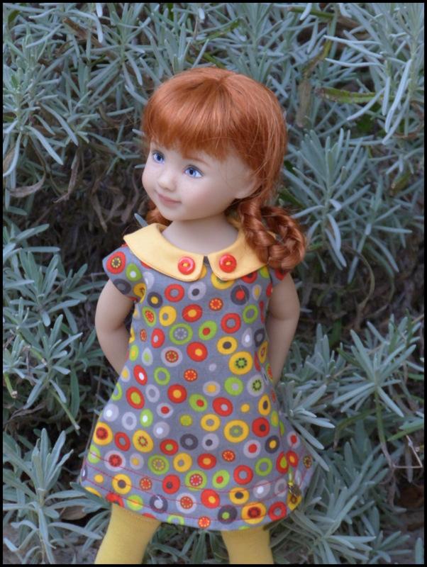 dernières tenues d'automne pour mes petites Darling P7  P1360012