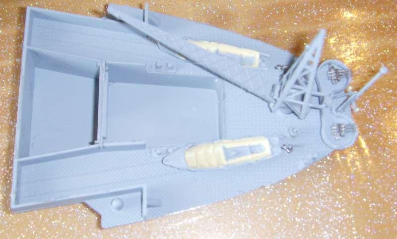 Montage de mon Yamato 1/350 par golman62 Pont_d10