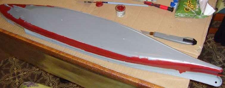 Montage de mon Yamato 1/350 par golman62 Snv30029