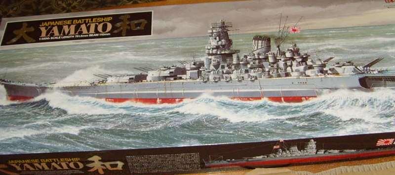 Montage de mon Yamato 1/350 par golman62 Snv30030