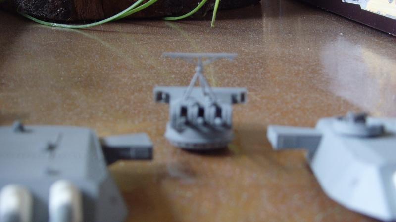 Montage de mon Yamato 1/350 par golman62 Snv30033
