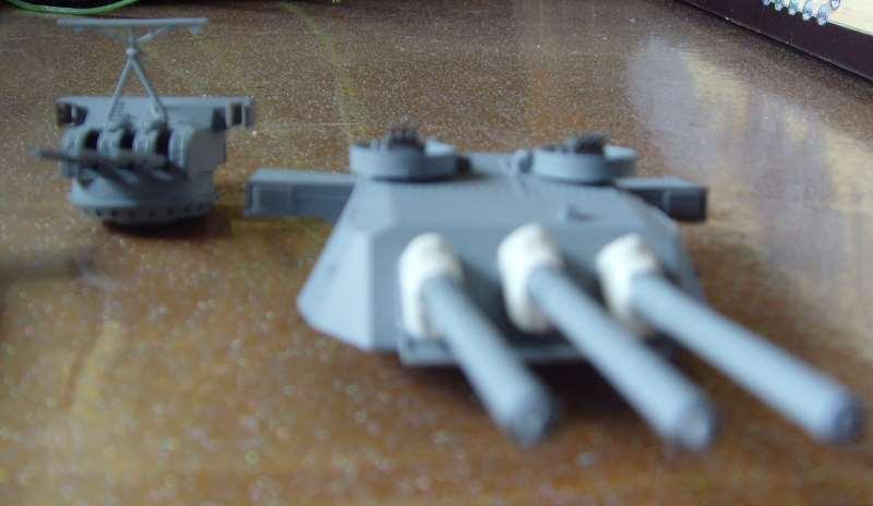Montage de mon Yamato 1/350 par golman62 Snv30034