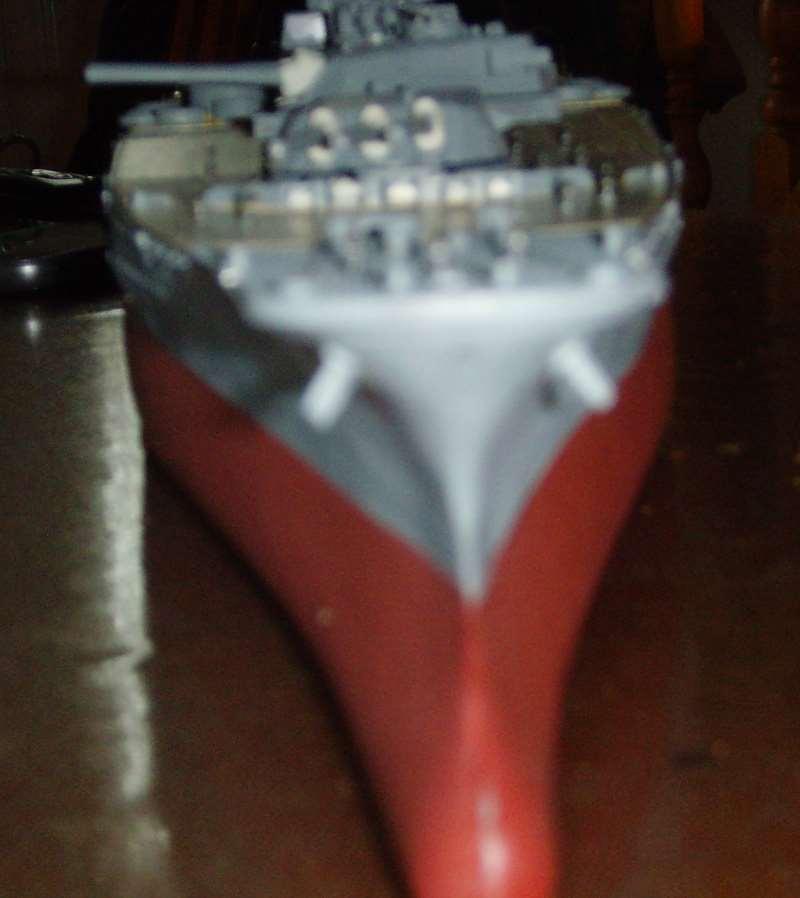 Montage de mon Yamato 1/350 par golman62 Snv30111