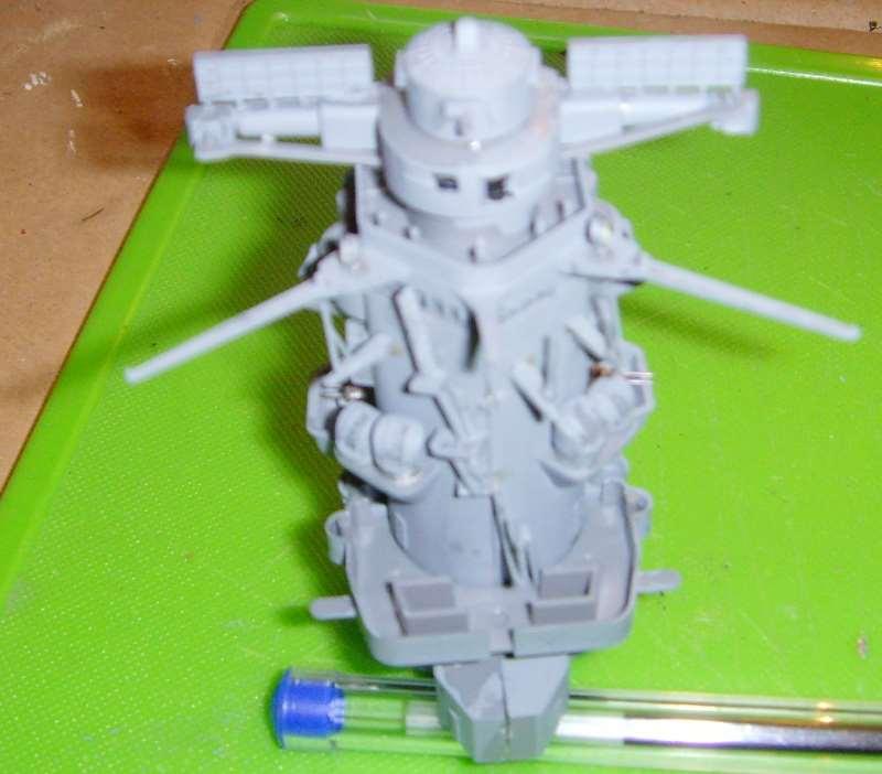 Montage de mon Yamato 1/350 par golman62 Snv30116