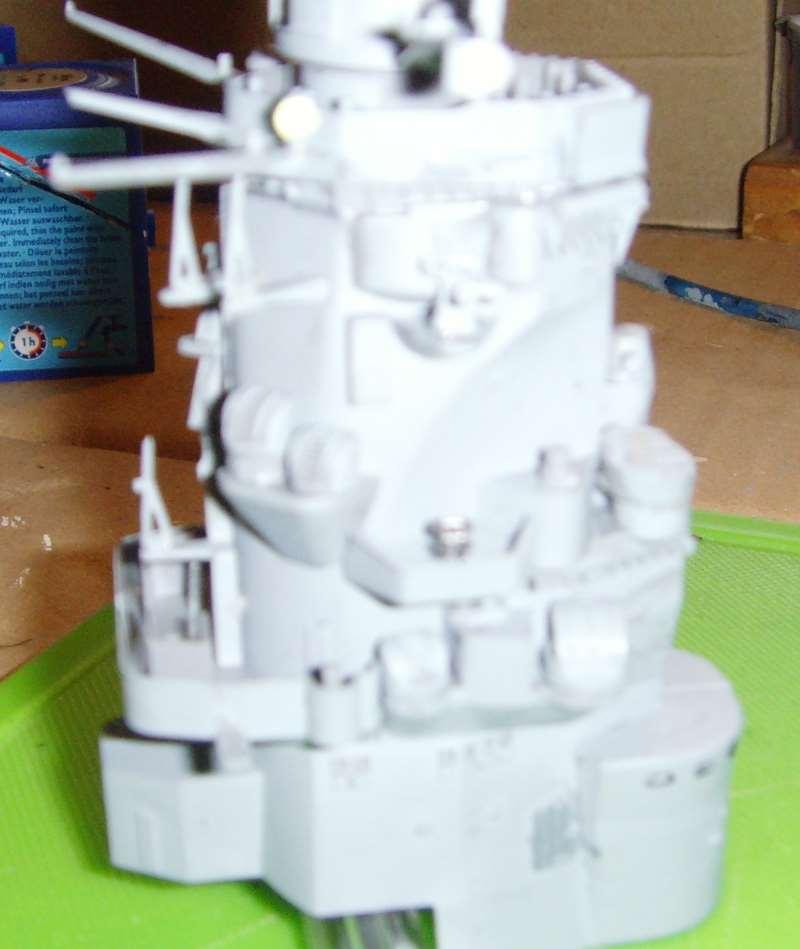 Montage de mon Yamato 1/350 par golman62 Snv30118