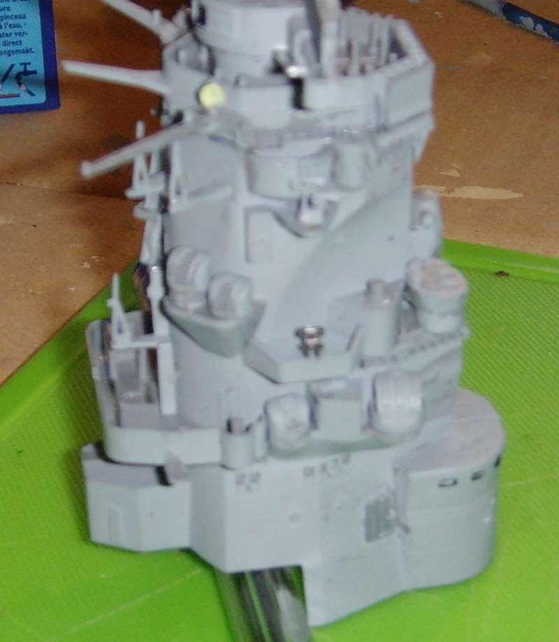 Montage de mon Yamato 1/350 par golman62 Snv30119