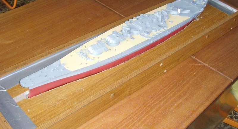 Montage de mon Yamato 1/350 par golman62 Snv30121