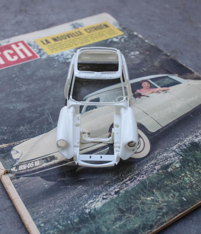 Citroën DS 1956 EBBRO - 1/24 Img_5822