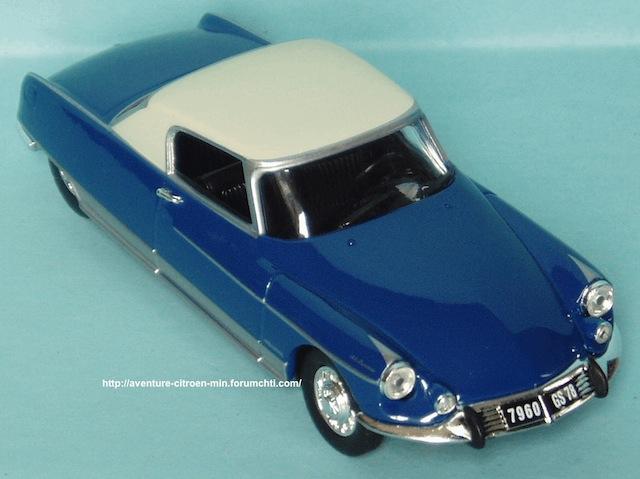 Les Citroën DS d'Henri Chapron 1965ds10