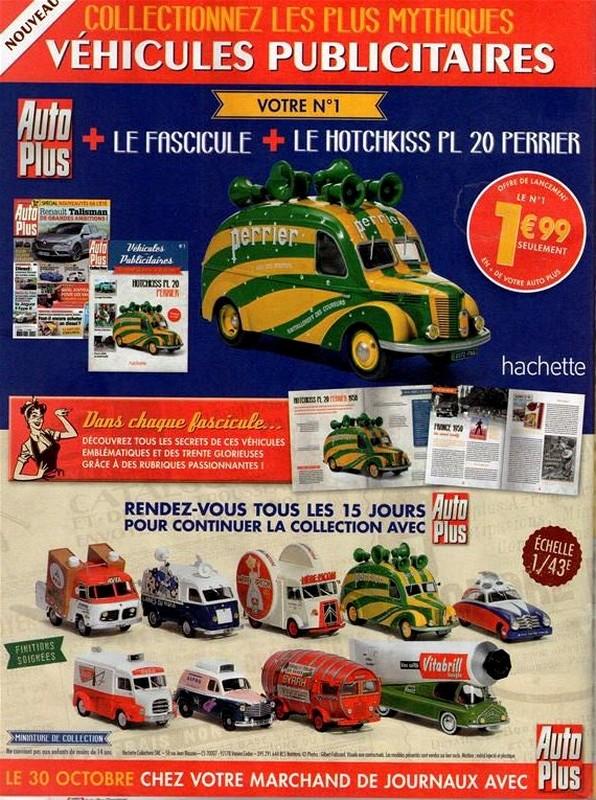 2015 > NOUVEAU > Hachette Collections + AUTO PLUS > La fabuleuse histoire des véhicules publicitaires 40981310