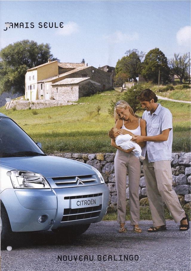utilitaires CITROËN après l'an 2000 Berlin12