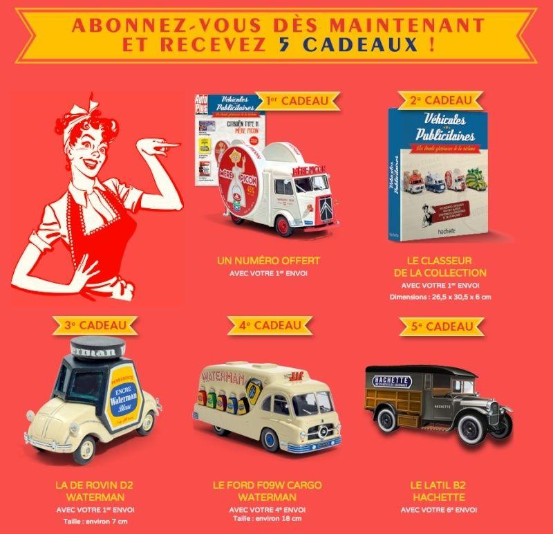 2015 > NOUVEAU > Hachette Collections + AUTO PLUS > La fabuleuse histoire des véhicules publicitaires Captur25